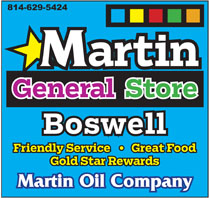 Martin General Store – Boswell